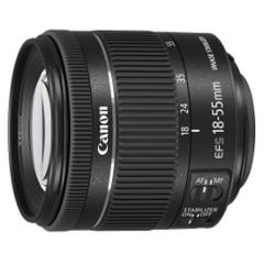 EF-S18-55mm F4-5.6 IS STM [4549292075199]