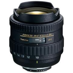 AT-X107DX FishEye(10-17mm F3.5-4.5)ニコン用[4961607634110]