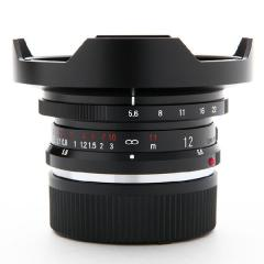 WIDE-HELIAR 12mm F5.6 Aspherical II バヨネット式VMマウント[4530076130821]