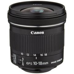 EF-S10-18mm F4.5-5.6 IS STM[4549292010152]