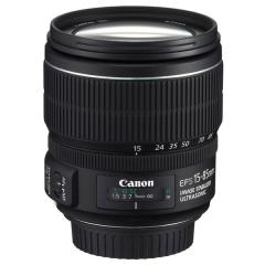 EF-S15-85mm F3.5-5.6 IS USM[4960999635262]