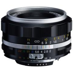 ULTRON 40mm F2 Aspherical SLIIS (シルバーリム)  [4530076231665]