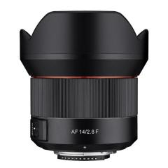 AF 14mm F2.8 ニコンF [8809298885618]【3,000円キャシュバックキャンペーン 2019年1月15日まで】