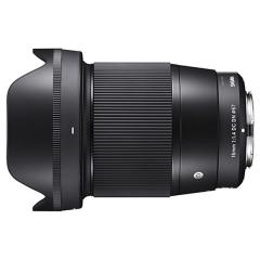 [10月25日発売]16mm F1.4 DC DN  Contemporary EOS M用 [予約受付中!] [0085126402716]